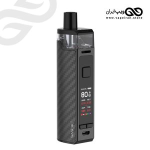 smok rpm80 black carbon