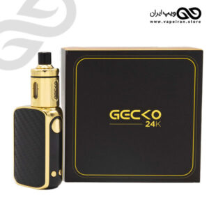 JWELL Gecko Box Black gold ویپ