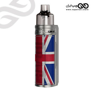 Voopoo Drag S Silver Knight ویپ